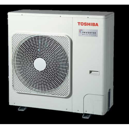 Наружный блок Toshiba RAS-4M27UAV-E на четыре внутренних блока