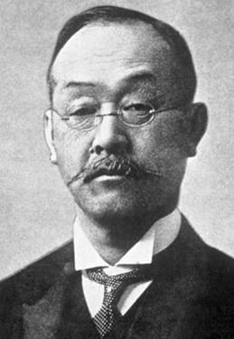 Засновник компанії Toshiba - Ічісуке Фудзіока